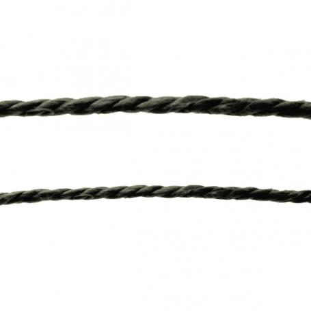 Rigging thread, black