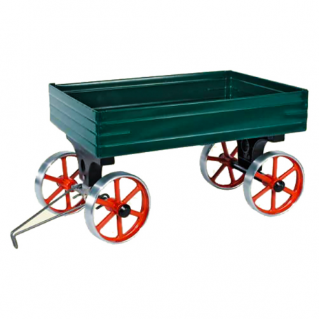 Mamod SR1A 2-axled steam roller trailer