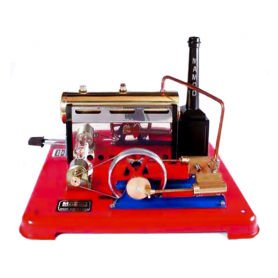 Mamod SP5-D Stationary steam engine with dynamo