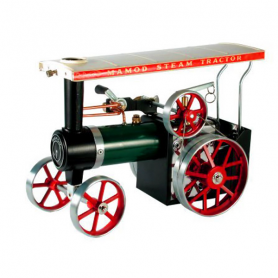Mamod TE1A traction engine with roof