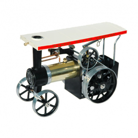 Mamod TE1AB Traction engine with roof