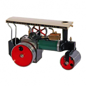 Mamod SR1AC Steam roller with roof