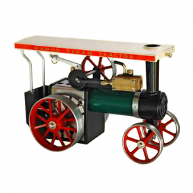Mamod TE1AC Traction engine with roof