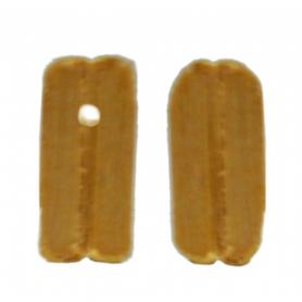 Blocks, single - discontinued (wood)