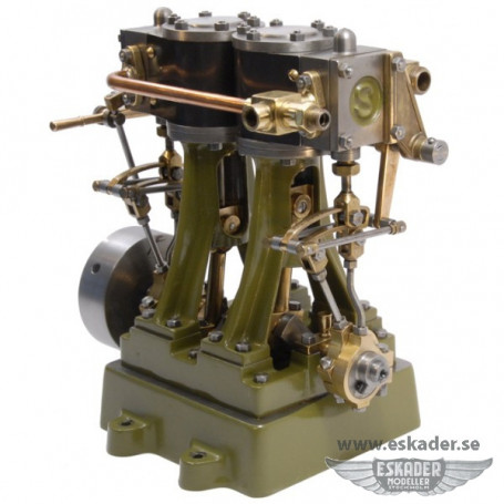 D-10 - Ångmaskin