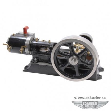 Steam engine No 8