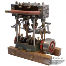 Steam engine Twin