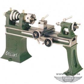Model lathe, working model as a kit