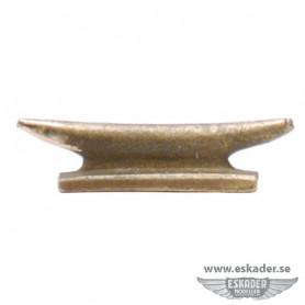 Cleats, bronze