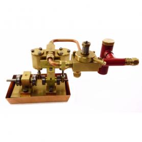 Kolibri - steam engine
