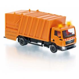 1:87 Radio controlled garbage truck Wiking 077429