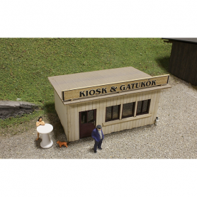 Joswood Swedish Kiosk and Street food stand