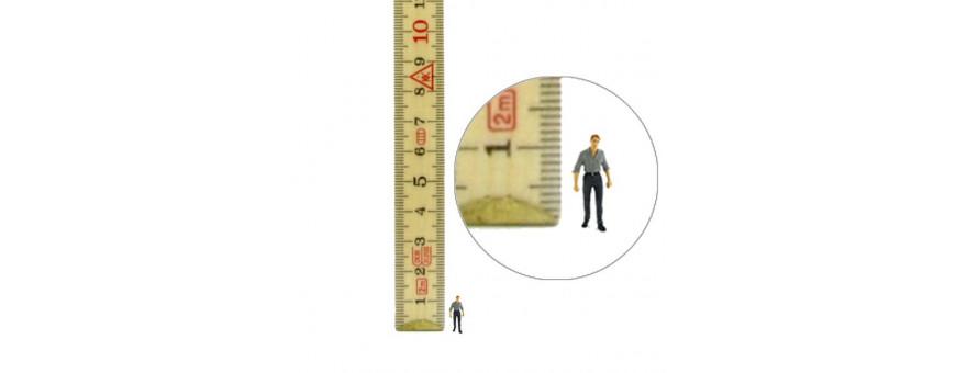 Scale 1:160 (Gauge N)