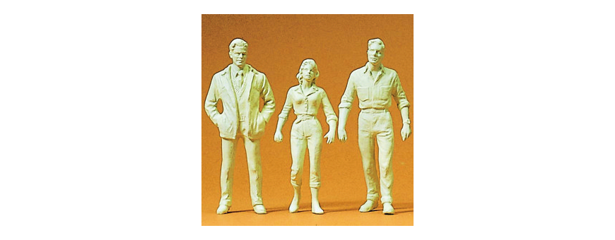 Unpainted sets of figures