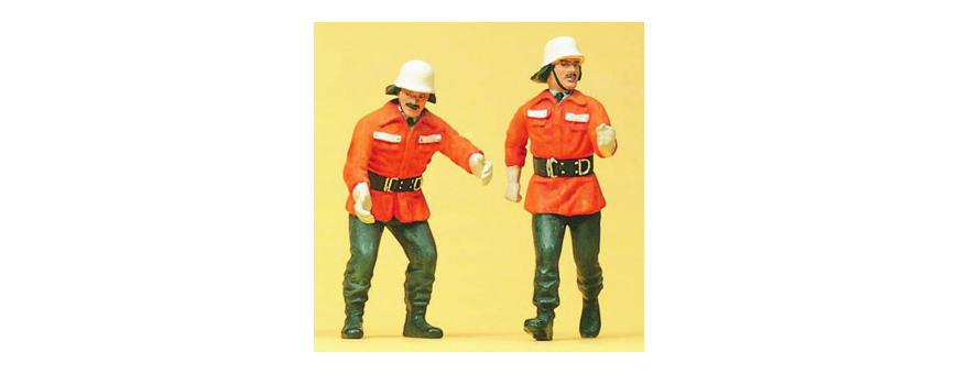 Firemen / rescue service