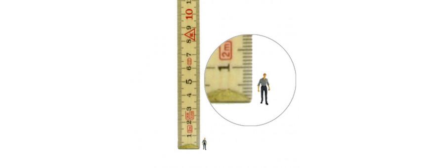 Scale 1:220 (Gauge z)
