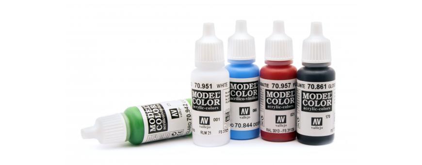 Paint & glue