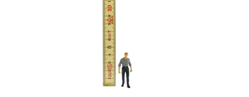 Scale 1:43 (Gauge 0)