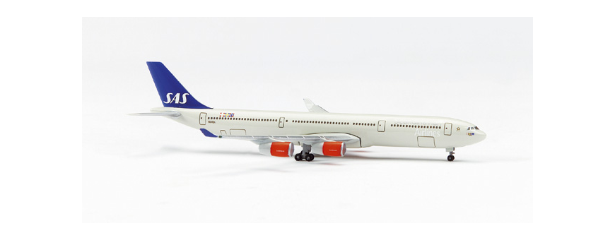 Model airplanes - ready made