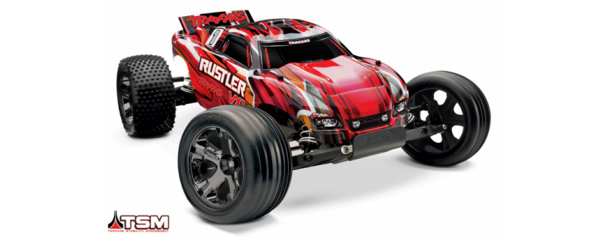 Rustler VXL 2WD TSM 1/10 37076-3