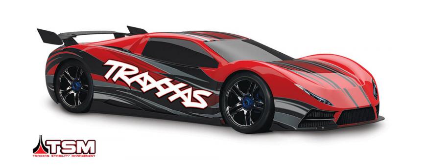 XO-1 Supercar 1/7 TSM 64077-3