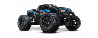 X-Maxx 4WD Brushless TSM 77076-4