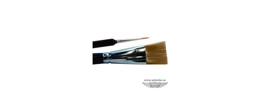 Paint burshes & Accessories
